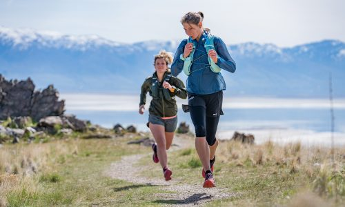 New hydration packs designed for women runners