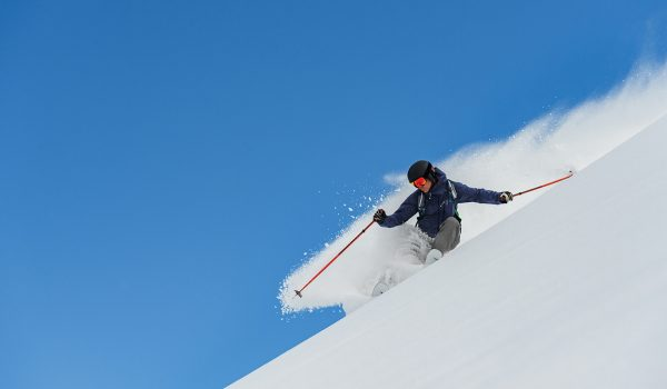 The Ski Shell Quiver Killer: Stio's Raymer Jacket