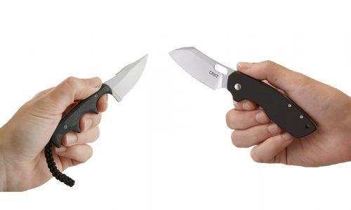 Ultra light or ultra powerful: CRKT knives cut both ways