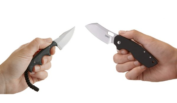 Ultra light or ultra powerful: CRKT knives cut both ways