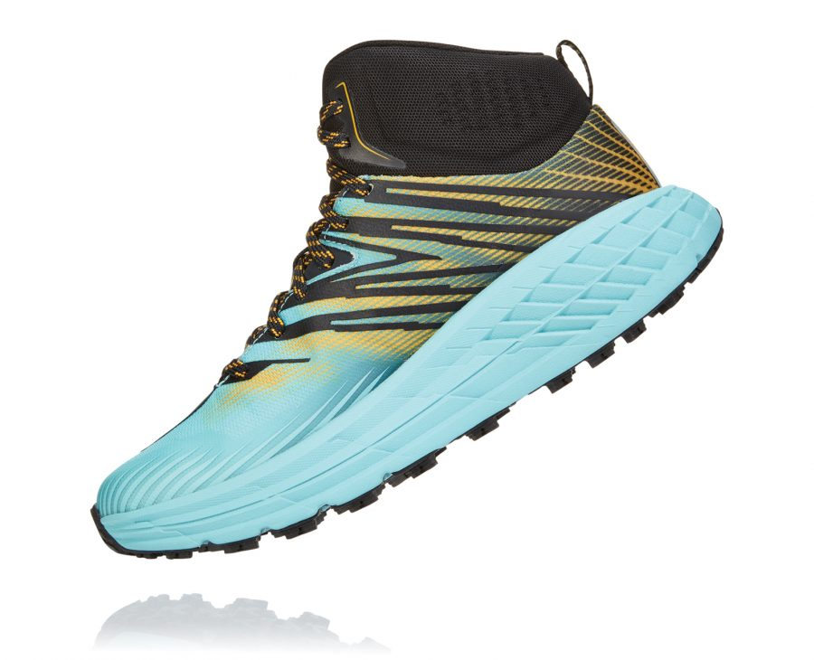 The women's Hoka Speedgoat Mid GTX 2.