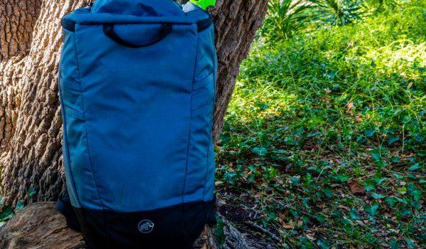 A Sleek Crag Pack Ideal for Sport Climbing – The Mammut Neon 45L