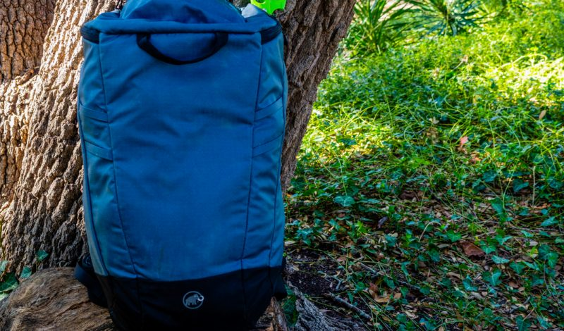 A Sleek Crag Pack Ideal for Sport Climbing – The Mammut Neon 45L