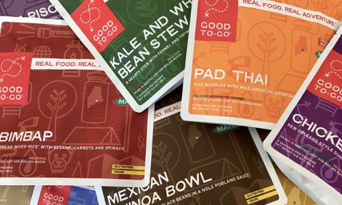 Good To-Go Delivers 900 Meals to Food Banks