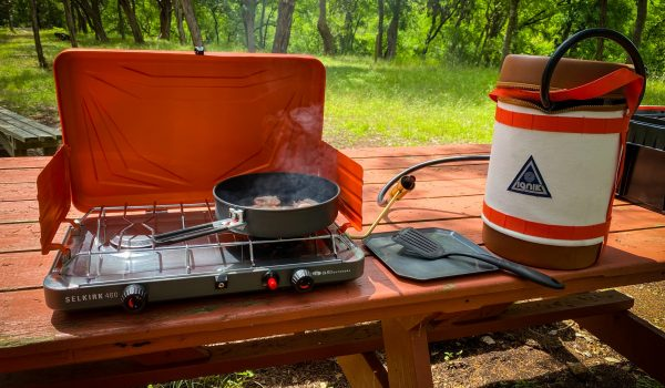 Ignik Gas Growler Deluxe – An Upscale and Convenient Way to Ditch One-Pound Propane Canisters