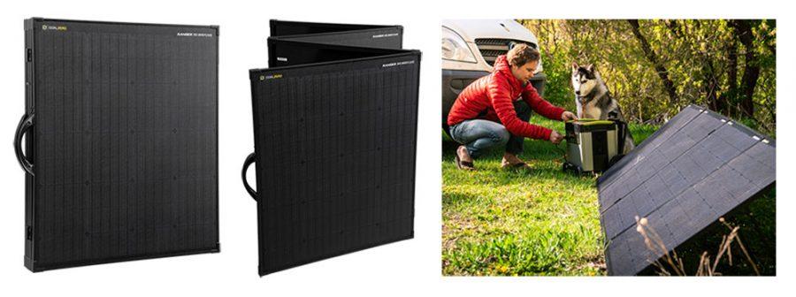 Goal Zero Ranger 300 Solar Panel Briefcase