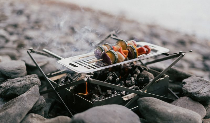 Wolf And Grizzly Cook System – Reduce Your Campfire Footprint