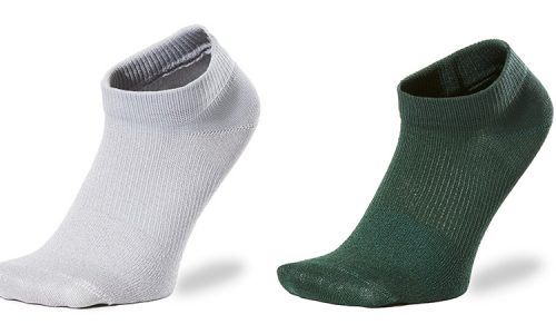 Goldwin Launches Performance Paper Fiber Socks