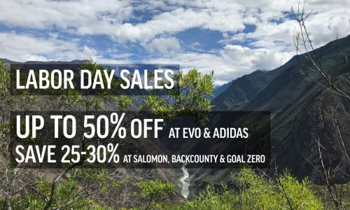 Top Labor Day Sales for Outdoor Gear