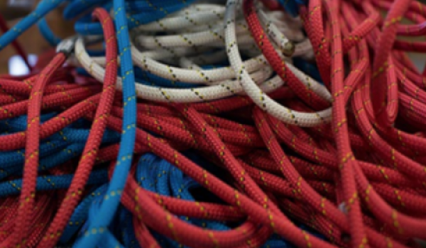 Petzl Recalls Ropes – Deep Cuts or Ends Taped Together