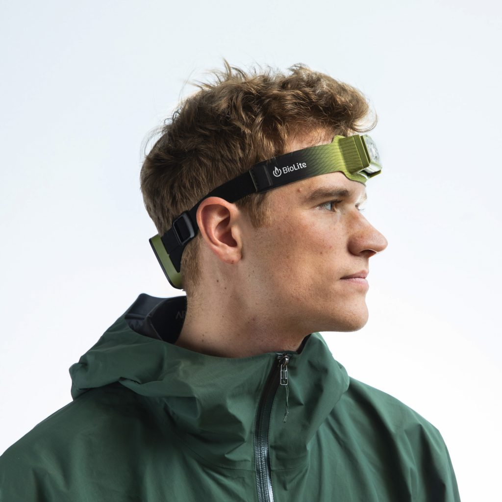 Supreme Comfort with the BioLIte HeadLamp 750