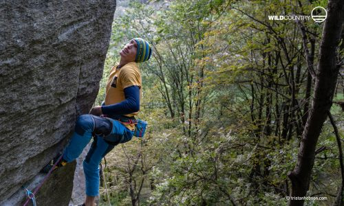 James Pearson Nabs the Second Ascent of The Hardest Trad Route in The World