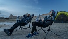 NEMO Equipment Stargaze Recliner – The First Camp Chair To Recline and Swing