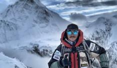 Osprey Sponsors Nimsdai Purja on K2