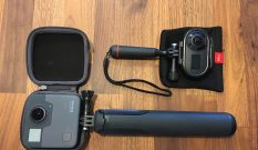 How to use 360-degree Action Cameras