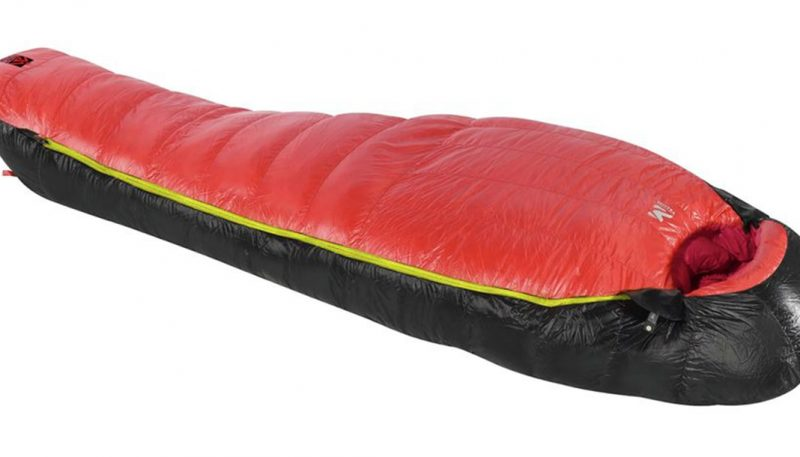 Millet 7 Summits Down Sleeping Bag