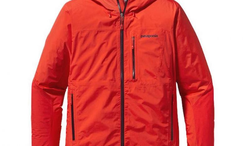 Video: Patagonia's Full-Featured 9 Ounce Rain Jacket