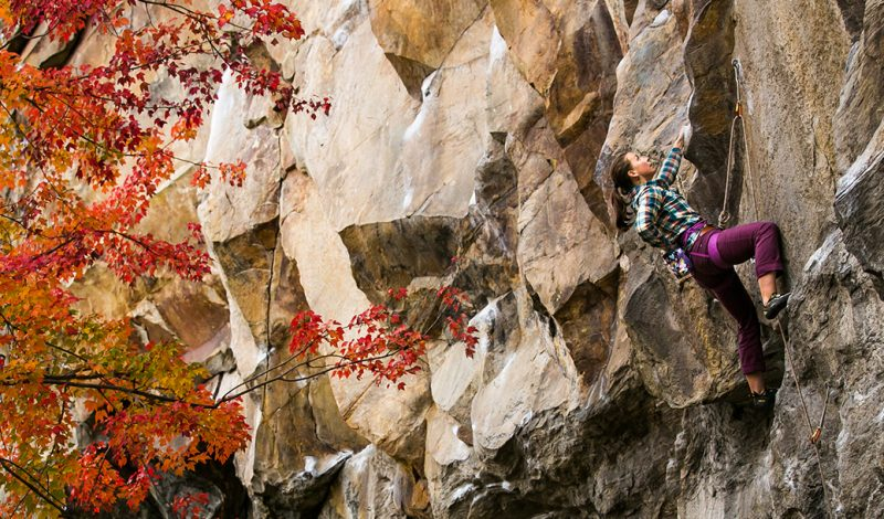 Saved: Rumney Rocks Climbing Access in New Hampshire