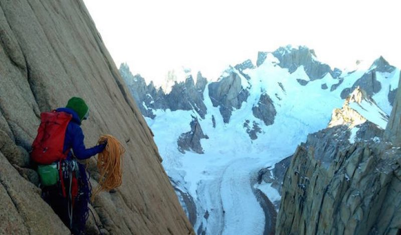 Q&A: Climber Brette Harrington Relishes the Tough Stuff