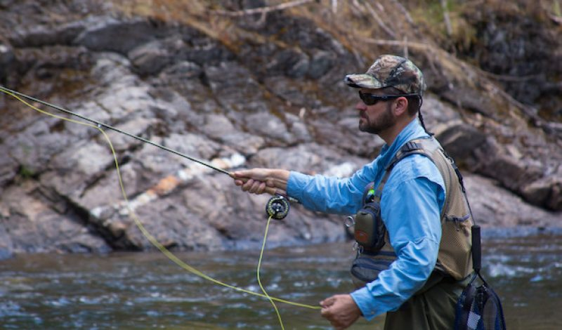 Angling Apparel is Essential Gear