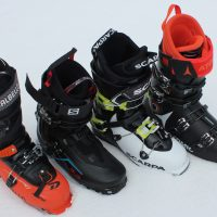 Best Alpine Touring Ski Boots