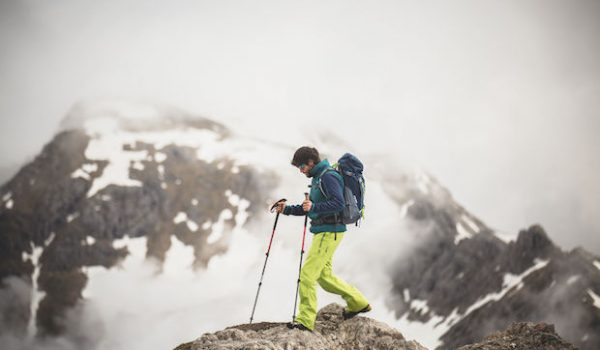First Look: The Deuter Gravity Expedition 45 Backpack