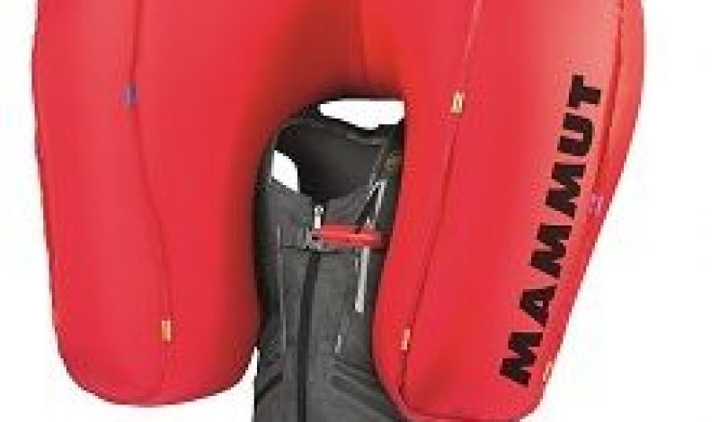 The Avalanche Airbag Comes to Apparel