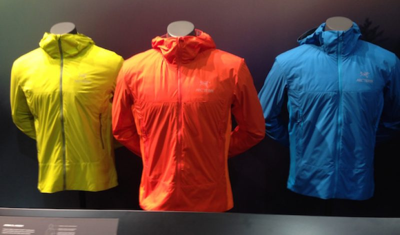 Arc'teryx Unveils New Jackets and Shirts