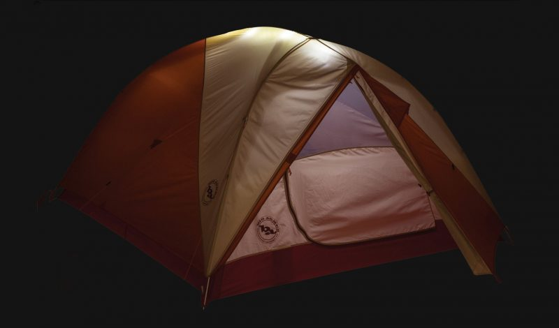 MtnGLO: Big Agnes's bright new tent design