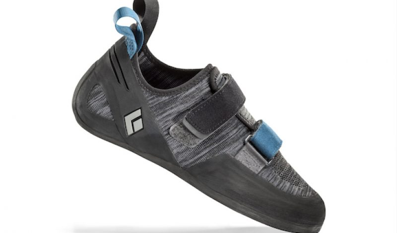 Yes, These Really Are Black Diamond Rock Climbing Shoes