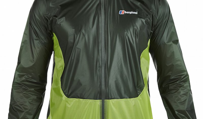 Video: An Incredibly Lightweight Jacket From Berghaus