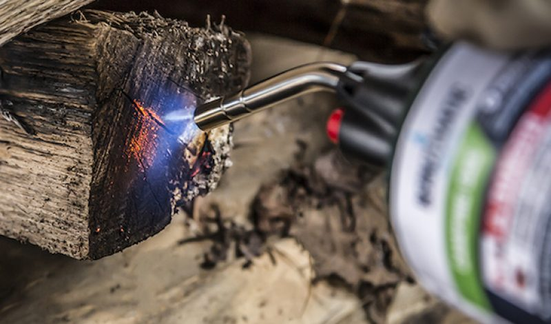 Bernzomatic's Campsite Torches are Lightweight and Versatile Tools for the Outdoors
