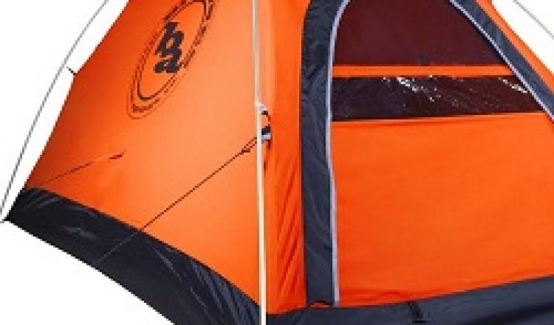 An Ultralight Four-Season Tent