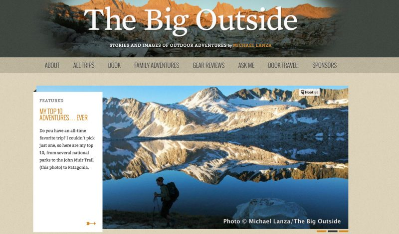 Hiking Online: Websites to aid your trail adventures