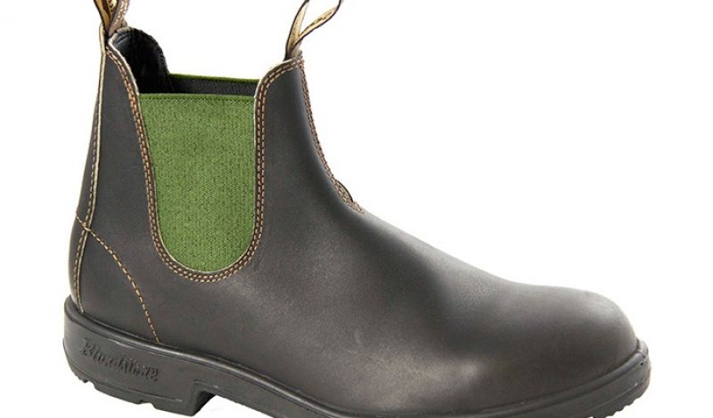 Blundstone Sees in Color