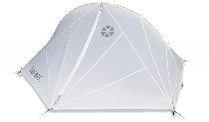 Boreas Unveils Futuristic Tent Designs