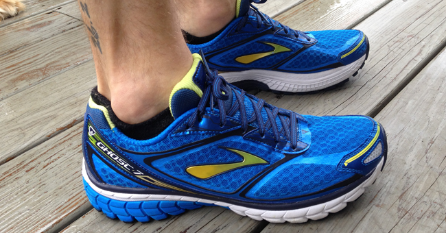Men's Brooks Ghost 7 Review
