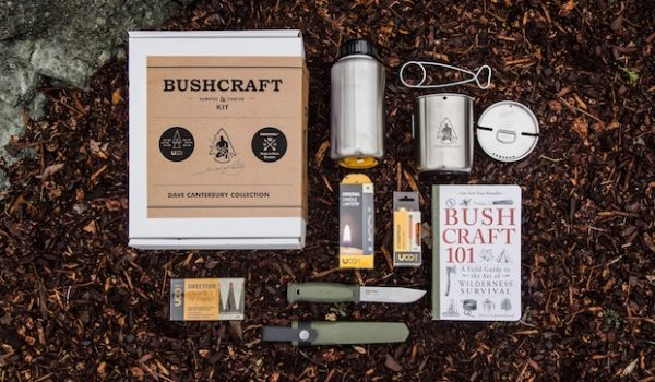 The Bushcraft Survive & Thrive Kit: The Last Wilderness Survival Skills Kit You'll Ever Need