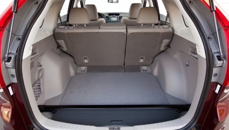 2012 Honda CR V AWD EX L