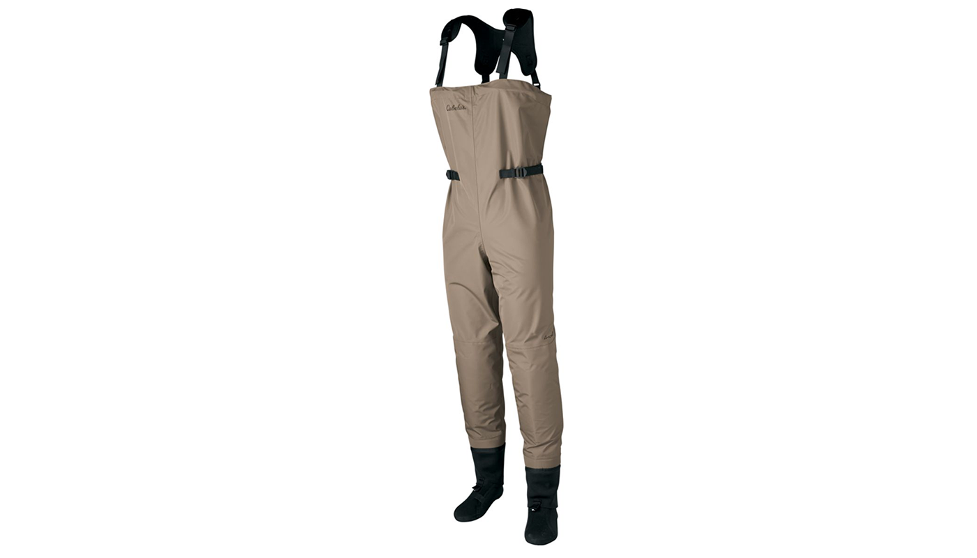 Cabela s women 39 s premium breathable stockingfoot fishing for Cabelas fishing waders