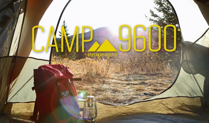 Camp 9600: New Media Camp Concept for Outdoor Storytellers Returns to Breck