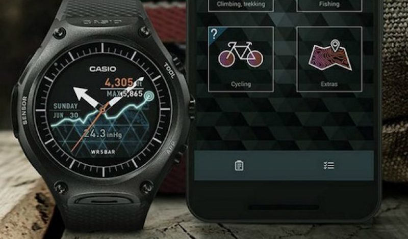 Gear Review: Casio's WSD-F10 Rugged Smartwatch