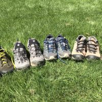Best Men's Hiking Shoes of 2018