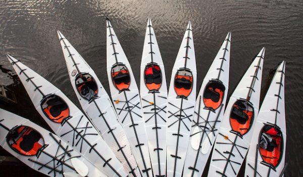 Paddling the Everglades with Oru Kayaks