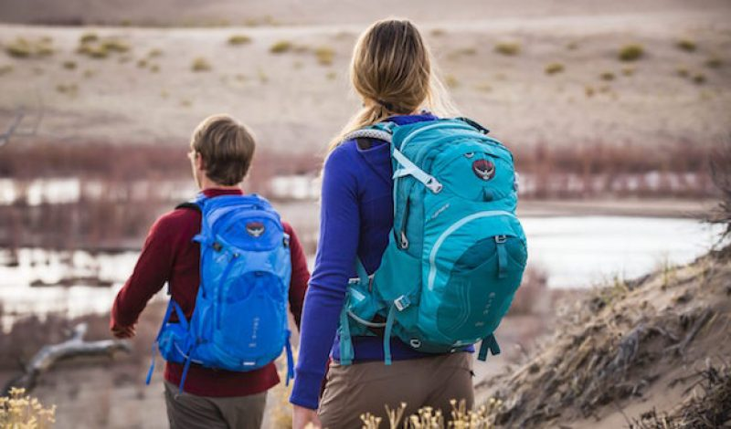 Osprey Brings Anti-Grav Suspension to its Daypacks