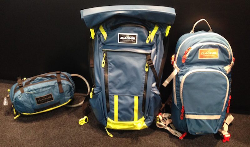 Dakine Has Three New Packs For Mountain Bikers