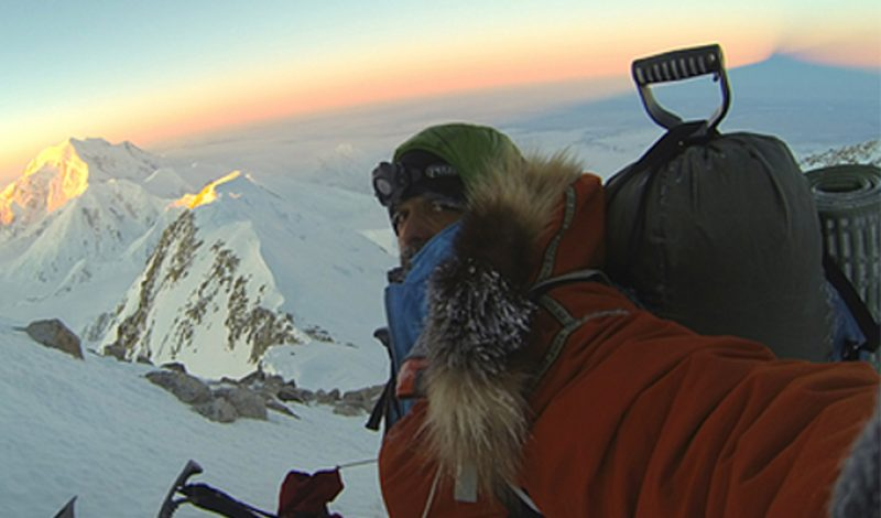 Dupre Solo-Summits Denali During Toughest Month