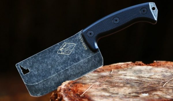 ESEE Knives Wants You to Add an Outdoor Cleaver to Your Knife Collection
