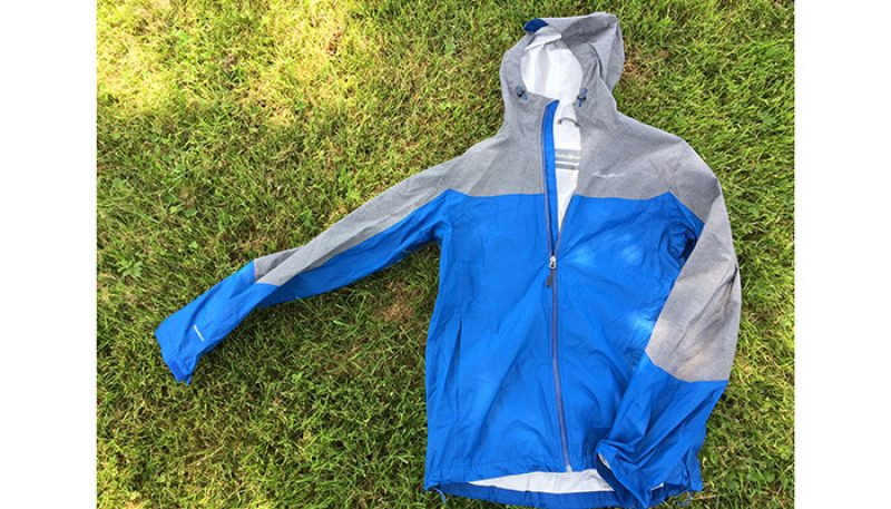 Eddie Bauer Cloud Cap Flex Rain Jacket