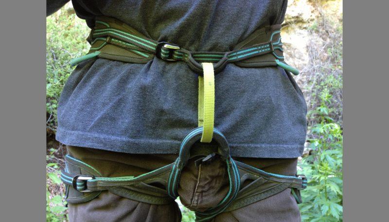 Edelrid Klettergurt Orion : Klettergurt edelrid orion im test